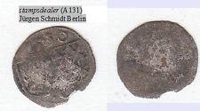 Unilaterali Pfennig 1530 Öttingen Karl Wolfgang e Ludwig XV. cucchiaio legno 107
