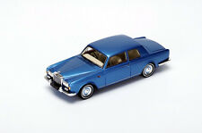 Spark 1/43 S3815 1967 Bentley T1 Coupe James Young Blue RESIN