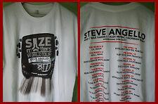 Svedese Casa Mafia (Steve Angello) - Tour T-Shirt (L) (XL) NUOVO SENZA ETICHETTA