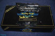 Weaver PRR Pennsylvania Railroad 4-6-0 G5 Locomotive & Tender #1961 3 Rail **