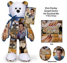 Elvis Presley He Touched Me Bear  Great Friend Gift Ideal