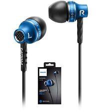 Philips Kopfhörer in Blau