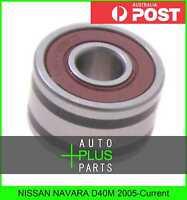 Fits NISSAN NAVARA D40M 2005-Current - Alternator Repair Ball Bearing 8X23X14