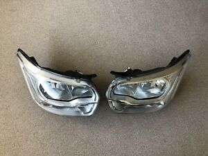 Ford Transit MK8 Headlights