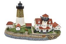 Harbour Lights Lighthouse 1998 Point Judith Rhode Island Hl223 w/ Coa - Euc