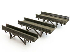 Modellbahn Union N-L00021 - Set Holzbrücke 3x - Spur N - NEU