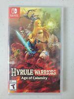 Hyrule Warriors: Age of Calamity - Nintendo Switch Brand New Free Shipping!