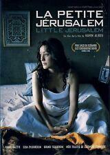 NEW DVD // LITTLE JERUSALEM // Fanny Valette, Elsa Zylberstein, Bruno Todeschini