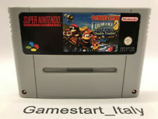 DONKEY KONG COUNTRY 3 - SUPER NINTENDO SNES - SOLO CARTUCCIA CARTRIDGE ONLY PAL