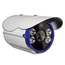 "Sunvision 480TVL Outdoor Bullet CCTV Camera CS 4mm 1/3"" Sony 4 IR F1.8LEDs (64)"