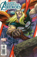 AVENGERS : EARTH'S MIGHTIEST HEROES # 4  MARVEL COMICS  2005  vf+(8.5) ~