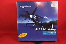 Hobby Master Signature Edition P-51D Mustang Collector and Display Model HA7721a