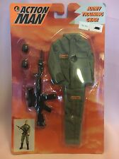 Hasbro Action Man Army Training Gear outfit MOC carded 1995