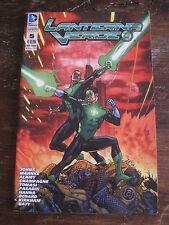 Lanterna Verde #5 (Sept 2012) Dc Comic book Italian Language