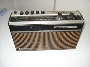 Grundig Music Boy 209 Transistorradio Kofferradio Bj. 1969/70