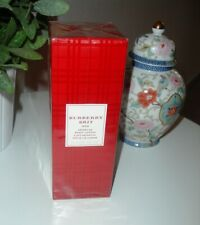 Rare Discontinued! BURBERRY BRIT RED Sensual Body Lotion 150 ml New Sealed