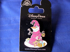 Disney * OLAF as CHRISTMAS TREE - FROZEN * New on Card Holiday Trading Pin
