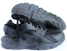 Nike Men's Air Huarache Premium ID Black  SZ 9.5  [777330-991]