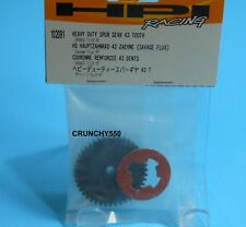 HPI Racing 102091 Savage Flux Heavy Duty Spur Gear 43 Tooth RC Part