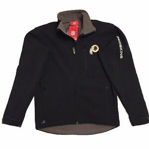 NWT Washington Redskins Full Zip Apparel Jacket Womens Size XS Shell Coat