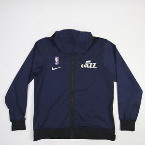 Utah Jazz Nike Dri-Fit Jacket Men's Navy New with Tags