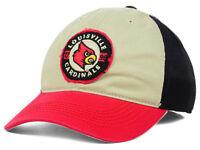 Louisville Cardinals NCAA Top of the World Flex Mesh Cap Hat - Size: M/L
