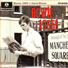 EP DAVID BOWIE 1965 manish boys / davy jones RECORD STORE DAY 2013 RSD 45 mod