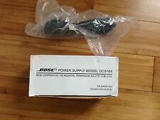 Bose DCS104 Power adapter supply for Lifestyle 18,28,35,38,48.AV48,AV38,V20,V30