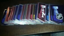 2012 Panini Molson Stanley Cup Winner Banner COMPLETE YOUR SET Price for 3 Cards