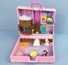 Vintage POLLY POCKET Polly's Paris Shopping Adventure Compact Only BLUEBIRD 1996