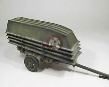 Resicast 1/35 Two Wheel Utility Trailer and Assault Boat Load 351168