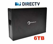 6TB DVR Hard Drive Expander for DirecTV HR34 HR44 HR54 Genie DVR FREE Shipping!