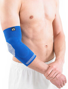 Neo G Airflow Plus+ Elbow Support with Silicone - Free Delivery
