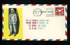 al History Espacio Mercury Faith 7 NASA Misil Launch Fecha 1963 New York NY