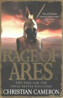 Rage of Ares, Paperback by Cameron, Christian, Brand New, Free shipping in th...