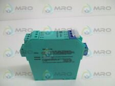 PEPPERL+FUCHS KFD2-CD-Ex1.32-8 TRANSFORMER ISOLATED DRIVER *USED*