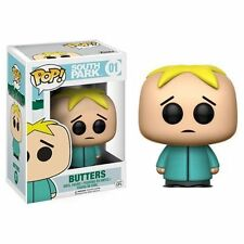 "SOUTH PARK BUTTERS 3.75"" POP VINYL FIGURE FUNKO 01 BRAND NEW UK SELLER"
