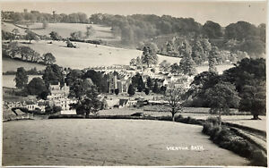 City of Bath Photographer G L Dafnis United Kingdom Aerial View Vintage RPPC Postcard