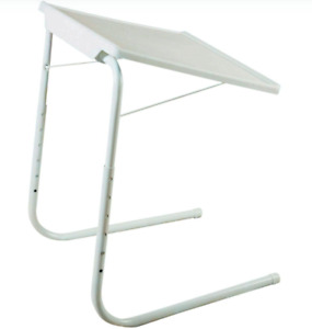 BNIB Aidapt Folding Multi Function Table - White