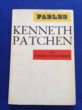 FABLES - FIRST EDITION BY KENNETH PATCHEN