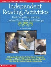 Independent Reading Activities That Keep Kids Learning. . . While You Teach Smal