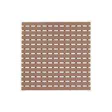 Pedana per doccia quadrata 54x54 cm color tortora accessori box doccia