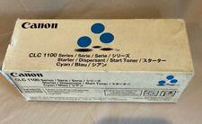 Canon 1461A001AA CLC 1100 Series Cyan Starter
