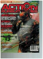 Action Pursuit Games Magazine October 2006, Paintball, APG Magazine APG Ex Cond