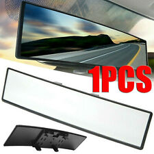 300mm Wide Angle Curved Interior Clip On Rear View Rearview Mirror fot Car Truck