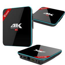 Q Plus 3Gb RAM 32Gb ROM Octa Core 4K Android 7.1 Smart TV Box Kodi 17.3