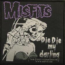 "Misfits TOPPA/Patch # 12 ""la la My Darling"""