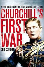 Churchill's First War: Young Winston and the Fight Against the Taliban, Book New