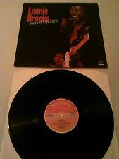 LONNIE BROOKS - WOUND UP TIGHT LP N. MINT!!! SONET / EDGAR WINTER