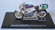 Honda NSR 250 Luca Cadalora 1991 1:24 Scale Motor Bike